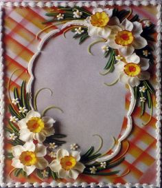 Airbrush Cake Top Designs--Lattice & Striped Effects