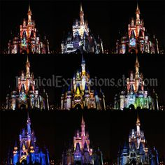 Color of The Castle   Magic Memories and YOU by MagicalExpressions, $30.00