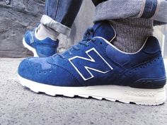 """Limited Release. First two hits on ebay? $329. I have a sad face! Invincible x New Balance 1400 """"Brogue"""" KicksOnFire.com #kicks #sneakers #newbalance"""