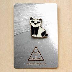 broche Panda