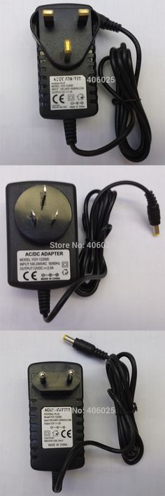 AC DC Adapter DC 12V 2A AC 100-240V Converter Adapter Charger Power Supply EU AU UK US Plug 5.5mm x 2.1mm for CCTV Power Adapter