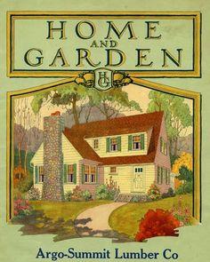 Vintage Home And Garden Undated