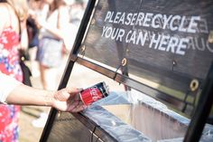 """Coca-Cola European Partners Great Britain as today unveiled its new sustainable packaging strategy in which it says it aims to double the amount of #recycled plastic in all of its bottles to 50 percent by 2020, as well as trialling an """"incentive-based scheme"""" by testing an """"on-the-go bottle collection and reward programme""""."""