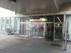 Bahnhofseingang Ottakring am