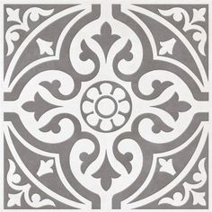 British Ceramic Tiles Devonstone Grey Feature£18.77 sq m