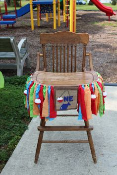 First birthday fishing theme - High Chair decor idea for baby's First birthday party Boys First Birthday Party Ideas, One Year Birthday, Baby Boy First Birthday, Birthday Fun, Birthday Party Themes, Birthday Photos, 1st Birthdays, Thing 1, Baby Shower