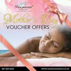 Indulge Mom this Mother's Day with voucher offers from Mangwanani! Spoil her with the Full Body Massage Gift Hamper with Musgrave Gin for only R889 per person. This voucher includes a Mother's Day Full Body Massage Voucher, Musgrave Rose Gin Water, Gin Botanicals, and Gin infusion. Buy yours now! Call 0878090055 or buy online Gift Hampers, Gift Vouchers, Full Body, Gin, Massage, Rose, Water, Gripe Water, Gift Baskets
