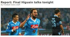 Fifa15buy supply cheap fifa 16 coins, here is the latest news: Prior to the report said Gonzalo Higuain had a physical examination with Juventus in the last weekend, the old womfifa 17 coinsan was ready to take out 94 million 700 thousand euros in breach of the Argentina striker. And then there is news that if nbuy fifa 17 coinsot Gonzalo Higuain himself but other clubs trigger default provisions, then only pay 90 million euros. Juventus are not far away from the signing of Gonzalo Higuain…