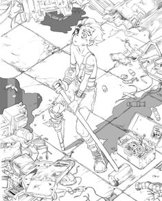(35) LSR (@LSR_assassin) | Twitter Junkrat Fanart, Overwatch Comic, Overwatch Memes, Overwatch Fan Art, Junkrat And Roadhog, Manga, Assassin, Videogames, Game Art