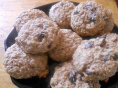 Sourdough Oatmeal Raisin Cookies--I'm always on the lookout for more sourdough recipes and these look delicious!