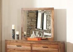 Coaster Peyton 6 Drawer Dresser with Wood Framed Mirror - Coaster Fine Furniture Brown Dresser, Six Drawer Dresser, Wood Dresser, Dresser With Mirror, Dresser As Nightstand, Dressers, Painted Furniture, Bedroom Furniture, Home Furniture