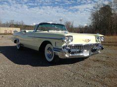 1958 Cadillac Convertible