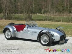 lotus seven/s1 | 1960 Lotus Seven S1 for sale: Anamera