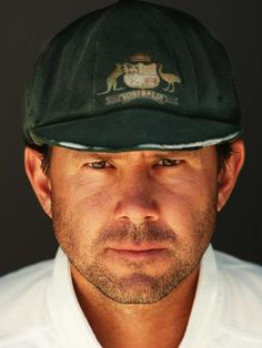 RICKY PONTING ~ (born 19 December 1974), nicknamed Punter, is an Australian former cricketer and Captain of the Australia national cricket team between 2004 and 2011.