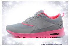 new concept b20fb b262b scarpe online prezzi bassi Nike Air Max Thea Print Light gray   Phosphor  Donna acquisti on line scarpe