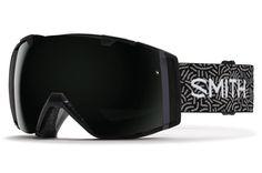 48c7884742e Smith - I O Women s Black New Wave Goggles