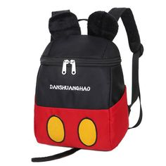 d928ebef2081 Waterproof Child School Bag Cartoon mickey backpacks kids kindergarten  backpack kid school bags Satchel for boys and girls gifts