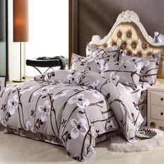 68 Types 4PCS Bedding Sets Fashion Plant Printed bed set/bedclothes/ duvet covers bed sheet bed linen