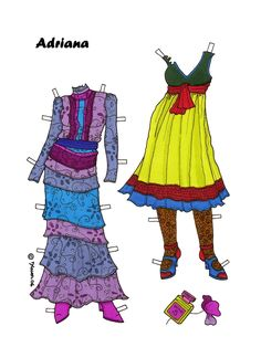 Karen`s Paper Dolls: Adriana*** Paper dolls for Pinterest friends, 1500 free paper dolls at Arielle Gabriel's International Paper Doll Society, writer The Goddess of Mercy & The Dept of Miracles, publisher QuanYin5