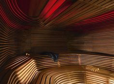 Sauna manufacturer and spa outfitter KLAFS designs, plans and builds saunas, steam baths, pools and showers for hotels, public swimming pools and spas.