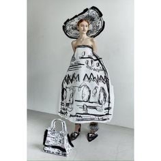 Edda Gimnes Norwegian Womanswear designer