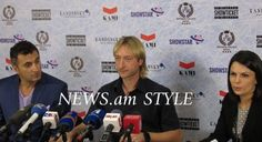 Evgeni Plushenko: I want to see your emotions at Yerevan show (PHOTOS) | NEWS.am Style - All about fashion and style
