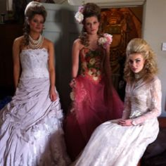My Marie antoinette Photoshoot hair and make up by me