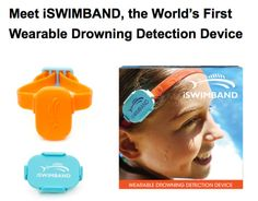 iSWIMBAND - The Ultimate Drowning Detection Device | Indiegogo