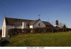 January 2nd, 2006. Fletcherstown Church, Fletcherstown, County Meath, Ireland.Photo:www.barrycronin.com - Stock Image