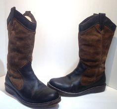 UGG Australia Brown boots 5545 size 9 #UGGAustralia #CowboyWestern #Casual