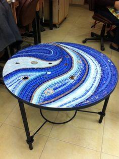 mesa base  hierro