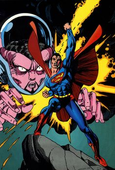 Superman por Gil Kane