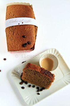 Plum cake al caffè espresso