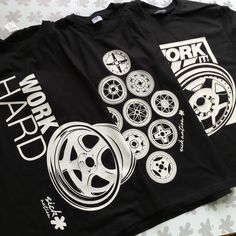 A selection of our automotive t-shirts. You're into japanese wheels? Check out our shop! Jdm Wheels, Honda Cars, Skyline Gt, Car Images, Things To Buy, Etsy Seller, Japanese, Fan, Size Chart