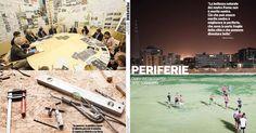 PERIFERIE nasce da un'idea di Renzo Piano che, da quando è stato nominato senatore a vita il 30 agosto 2013, ha deciso di devolvere il suo stipendio da parlamentare a un gruppo di sei giovani architetti