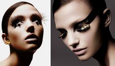 SHU UEMURA Makeup...Stunning!