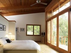 log cabin modern interior - Google Search