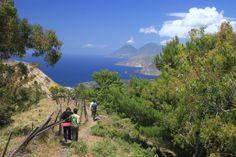 Una isla entre cráteres y un paraíso mediterráneo en ebullición (viaje a Vulcano, Eolias) #relatodeViaje