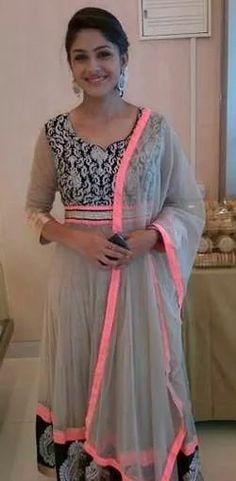 Gorgeous dress of bulbul from kumkum bhagya