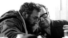 Fidel y el presidente socialista chileno Salvador Allende en Chile, 1971 #87AñosFidel (Foto: Archivo)