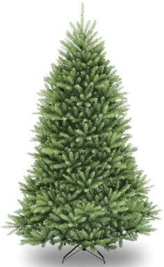 Dunhill Fir Hinged Artificial Green Christmas Tree Holiday Decor 55 x 84 Inch #ChristmasTree #Artificial #Decor #Unlit #FirHinged #Dunhill #Christmas #ChristmasDecor #Holiday #Seasonal #HomeDecor #HolidayDecor