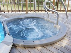 Above Ground Pool & Spa by abovegroundpoolcompany, via Flickr