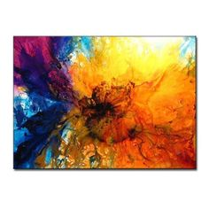 Abstract Art, Huge Abstract Painting, Original Abstract painting, Contemporary Modern Fine Art, Colorful Canvas Art MADE-TO-ORDER PAINTING.