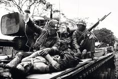 Shell-shocked: Anthony Loyd goes in search of the Vietnam War veterans photographed by Don McCullin The award-winning Times war correspondent has spent two years tracking down the traumatised young…