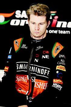 Nico Hulkenberg Team: Force India Nationality: German Born: 19/08/87, Emmerich am Rhein Grand prix debut: Bahrain, 2010 Previous teams: Williams, Force India, Sauber Races: 94 Career wins: 0 Career pole positions: 1