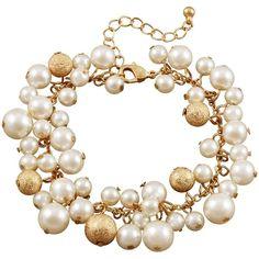 Armband Diamond Cut (€7,95) ❤ liked on Polyvore featuring diamond jewelry, armband jewelry and diamond jewellery