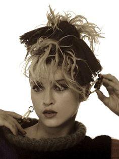 Madonna: '83 Richard Corman Outtake
