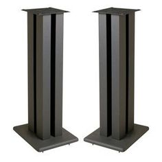 Pangea Audio  DS300  Heavy Duty Speaker Stand  Pair  24 Inches >>> You can get additional details at the image link.