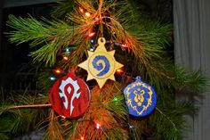 35 best world of Warcraft ornaments images on Pinterest in 2018 ...
