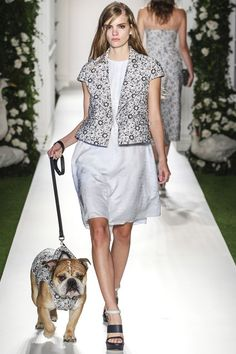 Mulberry - Spring/Summer 2014 Ready-To-Wear - LFW (Vogue.com UK)